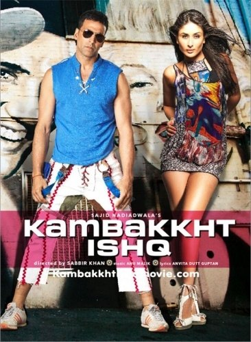 Изображение для Невероятная любовь / Kambakkht Ishq (2009) BDRip 720p (кликните для просмотра полного изображения)