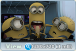Миньоны / Minony (2010) BDRip 720p