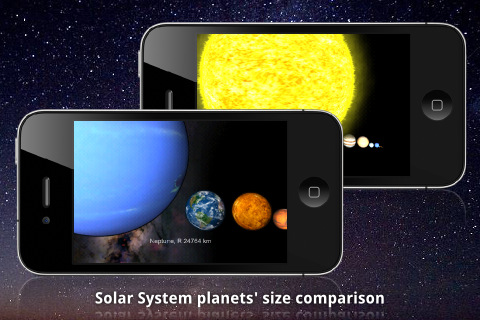 Solar Walk - 3D Solar System model v.1.0 [Christmas Edition][RUS][iPhone/iPod Touch/iPad]