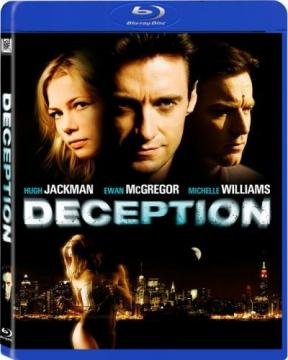 Список контактов / Deception (2008) WEBRip 1080p | Open Matte