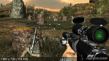 Conflict: Denied Ops (2008/RF/RUS/XBOX360)