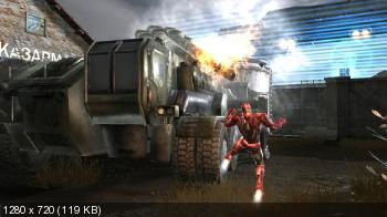 Iron Man 2: The Video Game (2010/RF/RUS/XBOX360)