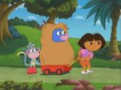 ��������������� ����: ����� ���� ��������� / Dora the Explorer: Super Silly Fiesta / 2004 / DVDRip