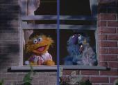Улица Сезам : Время Сна с Элмо / Sesame Street: Bedtime With Elmo / 2009 / DVDRip
