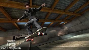 SKATE 3 (2010/RF/RUS/XBOX360)