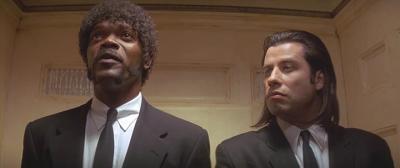 Криминальное чтиво / Pulp Fiction (1994) HDRip