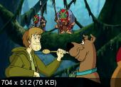 Скуби-Ду и меч самурая / Scooby-Doo and the Samurai Sword (2009) DVD5+DVDRip(1400Mb+700Mb)
