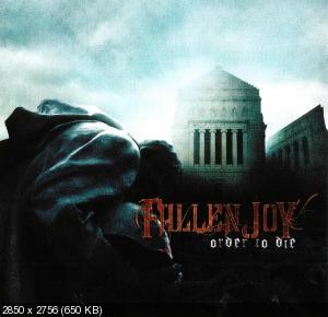 Fallen Joy - Order To Die (EP) (2010)