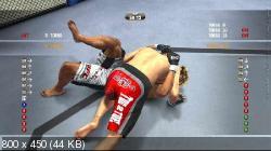 UFC 2010 Undisputed (2010/RUS/XBOX360/RF)