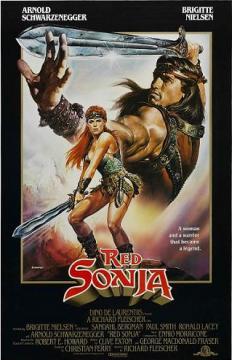 Рыжая Соня / Red Sonja (1985) BDRip 720p