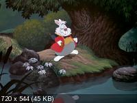 Алиса в стране чудес  (1951) DVDRip
