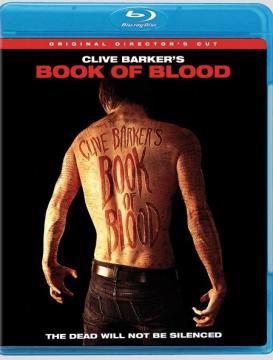 ����� ����� / Book of Blood (2008) BDRip 720p | Director's Cut