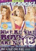 Там, где нет мальчиков 13 / Where the Boys Aren't 13 [Vivid Video, Eddie Edwards, 2001 г.; All Girls, Lesbians, Toys; DVDRip] (Devon, Julia Ann, Kobe Tai, Janine, Dyanna Lauren в красивом лесбо)