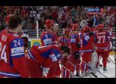 Хоккей. 74-й Чемпионат мира. Полуфинал. Россия - Германия (2010) IPTVRemux 2000 MB