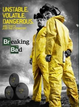 Во все тяжкие / Breaking Bad [Сезон: 3] (2010) BDRip 720p