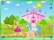 Маленькая Принцесса и Единорог