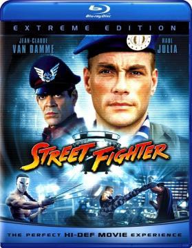 Уличный боец / Street Fighter (1994) BDRip 720p