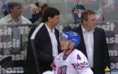 Хоккей. Чемпионат Мира 2010. Финал: Россия - Чехия (2010) SATRip