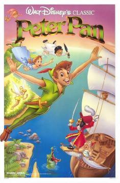 Питер Пэн / Peter Pan (1953) HDTVRip 720p