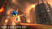 Sonic the Hedgehog (2006/USA/ENG/PS3)