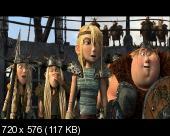 Как приручить дракона / How to Train Your Dragon (2010) BD Remux+BDRip 1080p+BDRip 720p+BDRip+HDRip(2100Mb+1400Mb+700Mb)+DVD5