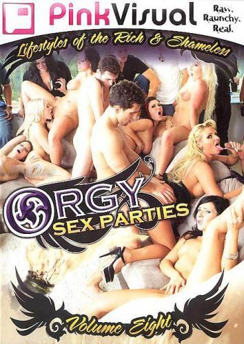 Сeксуaльные Оргии На Вечеринках - 8 / Orgy Sex Parties - 8 (2009) DVDRip