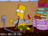 Симпсоны (Сезон 12) / The Simpsons (2000) DVDRip