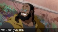 Супермен/Шазам! - Возвращение черного Адама / Superman/Shazam! - The Return of Black Adam (2010) BDRip 720p + HDRip