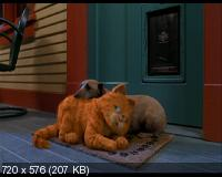Гарфилд / Garfield: The Movie (2004) DVD9 + DVD5 + DVDRip