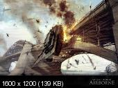 Medal Of Honor: Airborne v 1.3 (РС/Repack Fenixx/RUS FULL)