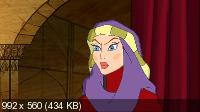 Вольга и султанова жена (2010) DVDRip (x264)