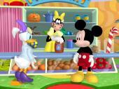 Клуб Микки Мауса: Веселый Хэллоуин / Mickey Mouse Clubhouse: Mickey's Treat (2010) DVDRip