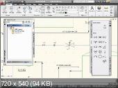 Autodesk AutoCAD P&ID 2011 (Rus/2010)