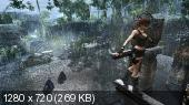 Tomb Raider: Underworld (2008/RF/RUS/XBOX360)