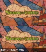 Шрек Третий в 3Д / Shrek the Third 3D