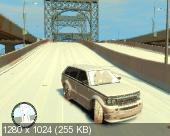 Grand Theft Auto IV Snow Mod 2.0 / Снежная Модификация 2.0 (PC/2010)