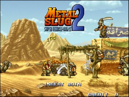 Metal Slug Anthology 6 in 1 (2003/PC/EN)
