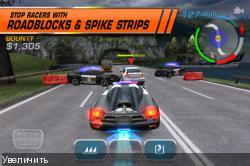 Need For Speed Hot Pursuit для iPhone (2010)