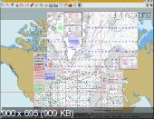 ������� ��������� OpenCPN  [ v.2.3.1 + ����� C-MAP93 v2. Wk01 � 2010 ]