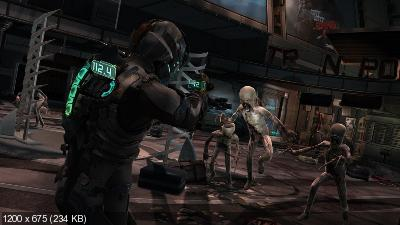 Dead Space 2 (2011/PC/ENG/Repack) Arow&Malossi