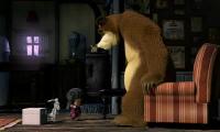 Маша и Медведь (2009) DVDRip