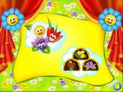 Сказочные подружки. Серия развивающих игр для девочек (PC/RUS/2006-2008/Новый диск)