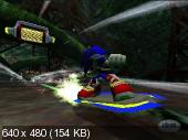 Sonic Riders (2006/Multi6/RIP by ToeD)