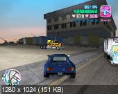 GTA Vice City HD Remix (PC/RUS)