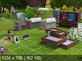 Sims 3: Каталог Отдых на природе / Sims 3: Outdoor Living Stuff (Multi/Rus)