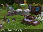 The Sims 3: Отдых на природе / The Sims 3: Outdoor Living Stuff (2011) PC