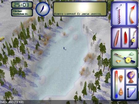 ProPilkki2 v0.8 (Симулятор зимней рыбалки)