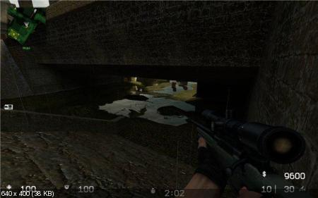 Counter-Strike: Source v.1.0.0.59 + AutoUpdate + Multilanguage [No-Steam] (2011)