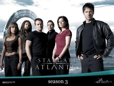 Звёздные Врата : Атлантида / Stargate: Atlantis (2006) [Cезон: 3] WEB-DL 720p