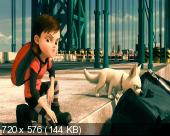 Вольт / Bolt (2008) DVD9
